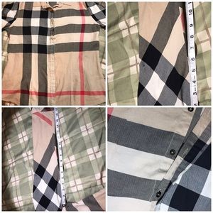 Burberry Shirt xl used in great condition